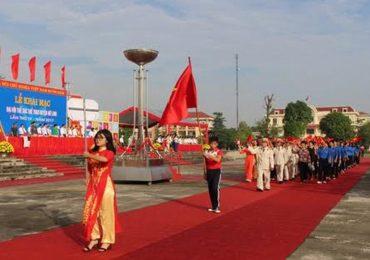 Huyện Mê Linh: Tập trung phát triển phong trào thể dục thể thao