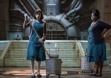 Phim 18+ về cô gái yêu thủy quái thắng Oscar 2018
