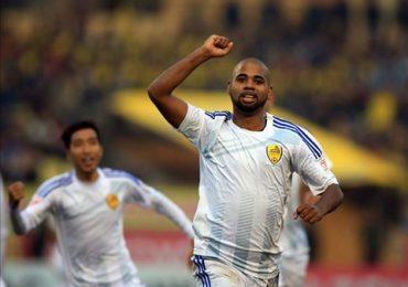 Tiền đạo Claudecir vẫn còn cơ hội ra sân tại V-League 2018