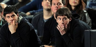 Anh trai Messi lại bị bắt ở Argentina