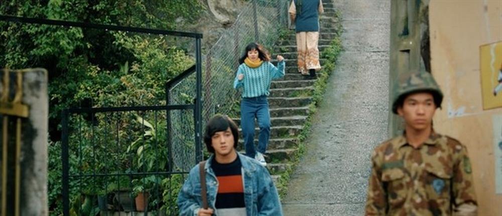 Con dốc nổi tiếng ở Đà Lạt trong 'Tháng năm rực rỡ'