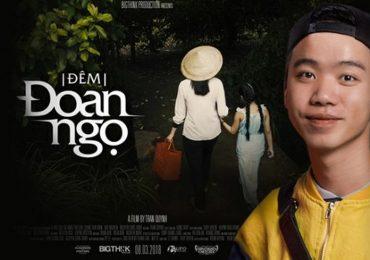 'Đạo diễn 9x' Trần Quỳnh giới thiệu phim ngắn đậm chất ma mị