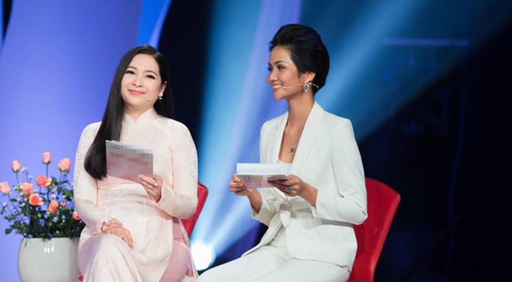 Hoa hậu H'Hen Niê lần đầu thử sức với vai trò MC