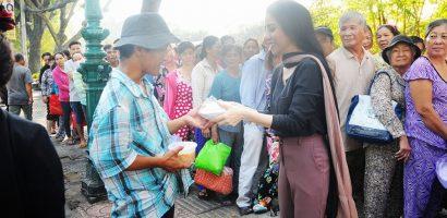 Hành trình chia sẻ yêu thương của 'Hoa khôi Bolero' Kiều Trâm