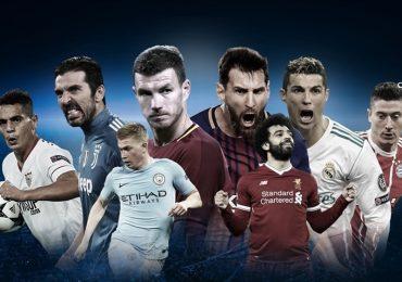 Messi và Ronaldo có thể đối đầu ở tứ kết Champions League