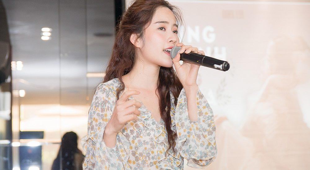 Nam Em khẳng định muốn tập trung cho sự nghiệp ca hát trong năm 2018