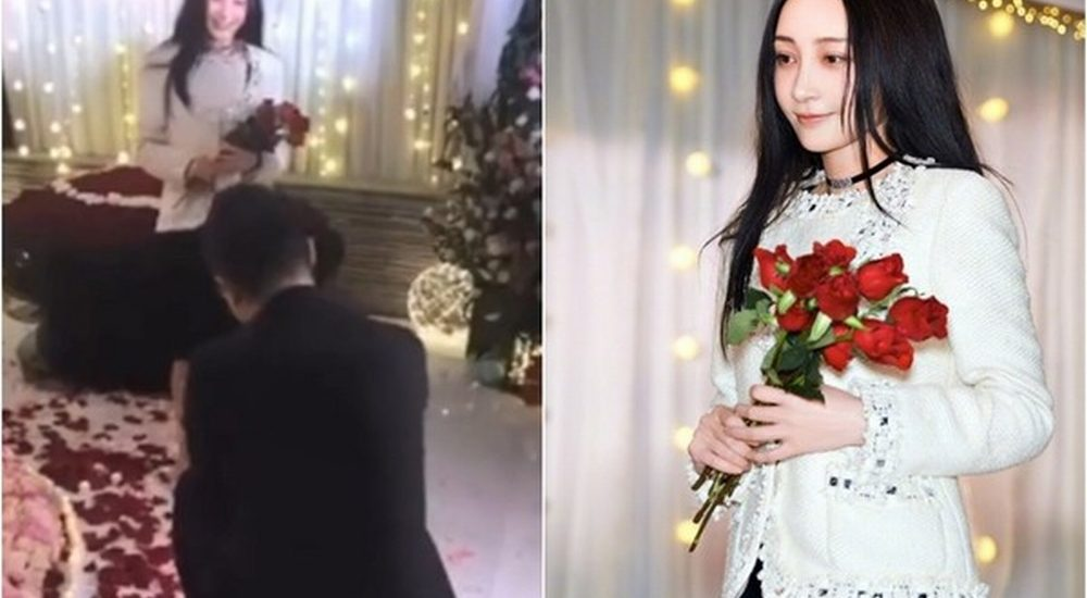 Nữ diễn viên Trung Quốc chuyên giật chồng được đại gia cầu hôn