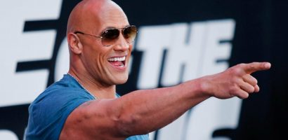 Dwayne 'The Rock' Johnson nhận cát-xê hàng chục triệu USD