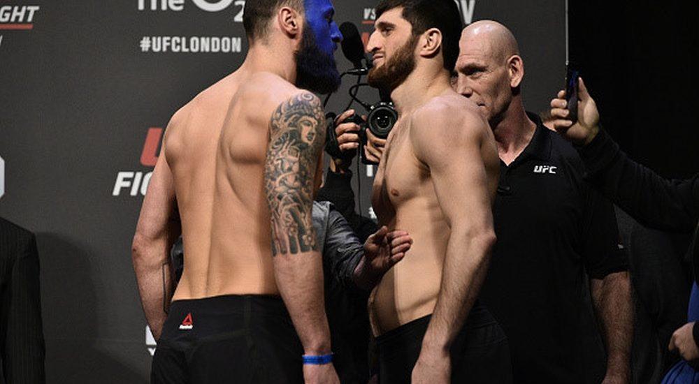 Võ sĩ UFC gây sốc bằng chiến thắng ở giây cuối cùng