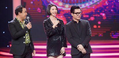 Siêu mẫu Xuân Lan và Nam Trung hợp sức tìm 'Ca sĩ bí ẩn'