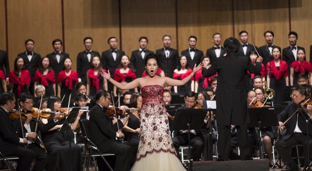 Chương trình hòa nhạc 'Giao hưởng số 41 của Mozart'