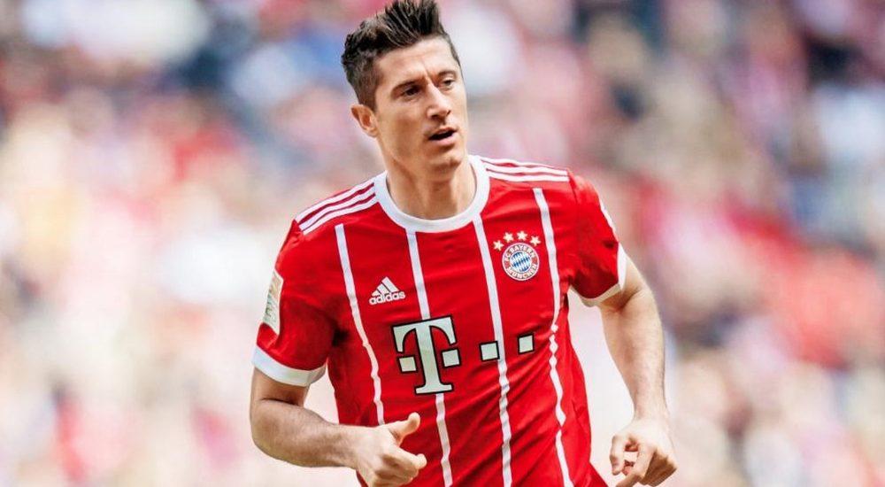 Xong tương lai Lewandowski ở Bayern Munich