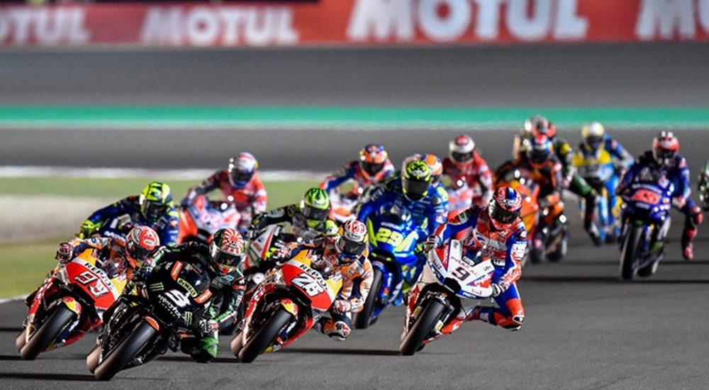 MotoGP 2018: Dovizioso đánh bại Marquez, Rossi về thứ 3