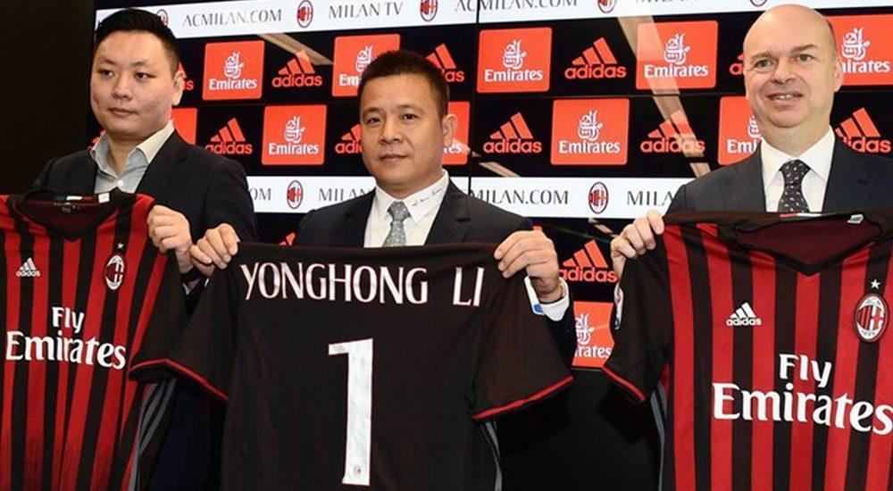 AC Milan: Một đế chế chết chìm cùng ông chủ Trung Quốc?