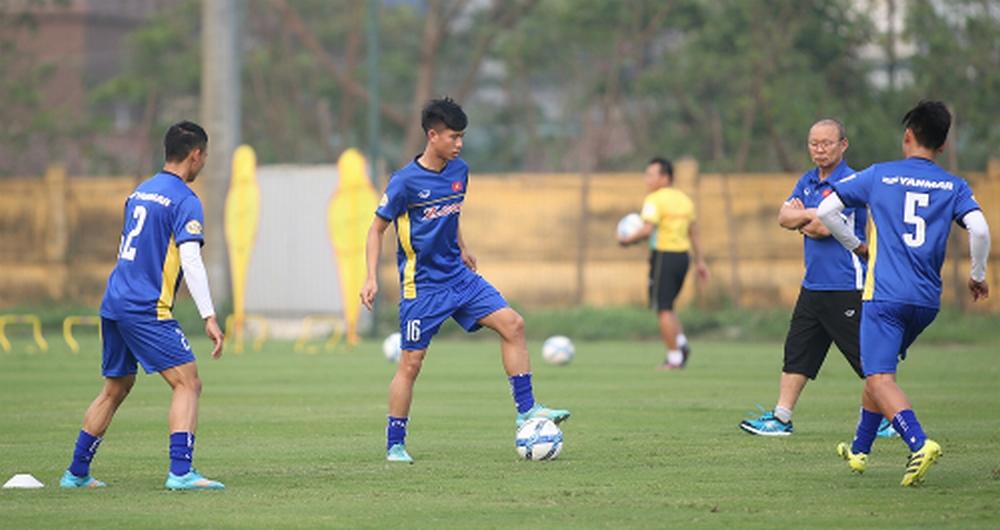 HLV Park Hang-seo lý giải việc triệu tập nhiều cầu thủ U23 Việt Nam