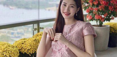 Hoa hậu Đặng Thu Thảo sinh con đầu lòng