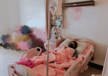 An Dĩ Hiên mổ cấp cứu vì mang thai ngoài tử cung