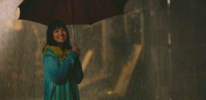 Ngây ngất vì yêu, Hoàng Yến Chibi dầm mưa hát quên đường về
