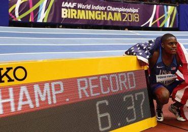 Christian Coleman – sự âm thầm của người nhanh nhất hành tinh năm 2017