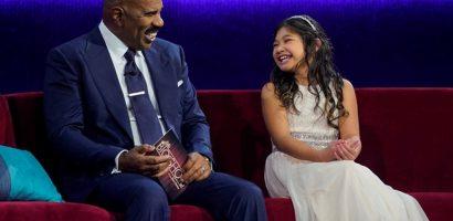 'Whitney Houston phiên bản nhí' khiến MC Little Big Shots kinh ngạc