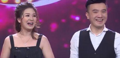Dương Ngọc Thái lần đầu xuất hiện cùng vợ trên sóng truyền hình