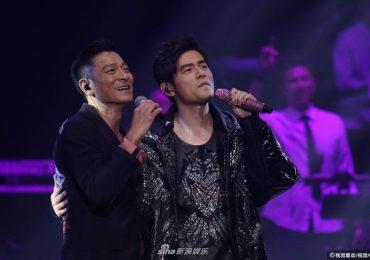 Châu Kiệt Luân kể về quá khứ bị Lưu Đức Hoa hắt hủi trên sân khấu