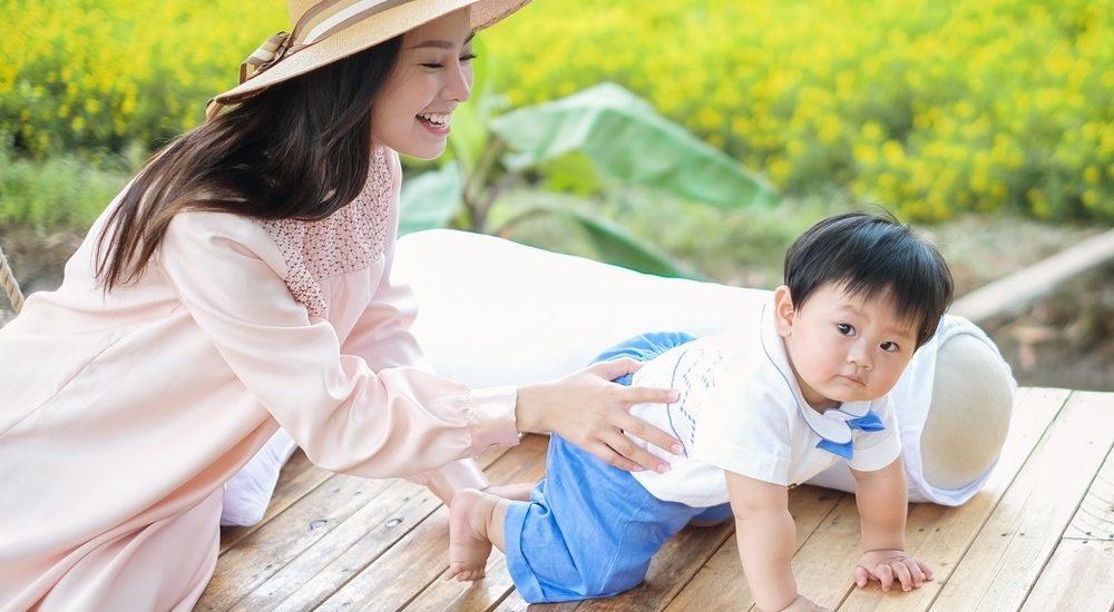 'Phát ghen' với hạnh phúc viên mãn của diễn viên Khánh Hiền