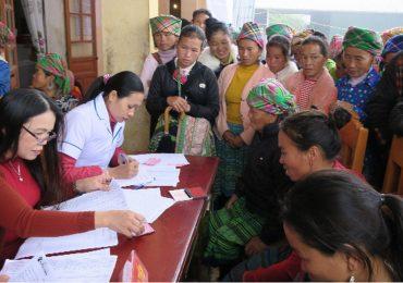6.000 phụ nữ vùng cao được phổ cập kiến thức chăm sóc mẹ và bé