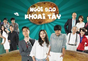 'Ngôi sao khoai tây' – Phim sitcom Hàn Quốc của bộ đôi biên kịch, đạo diễn 'Gia đình là số 1'