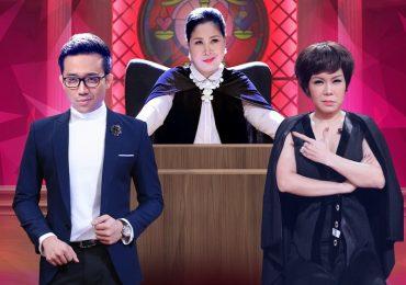 Trấn Thành, Việt Hương lần đầu hóa luật sư giúp sao 'đi kiện'