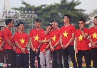 Tiền thưởng U23 Việt Nam tiếp tục tăng, vượt mốc 50 tỷ đồng