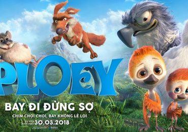 'Ploey: Bay đi đừng sợ' đứng vào top những chú chim 'đỉnh' nhất trên màn ảnh rộng