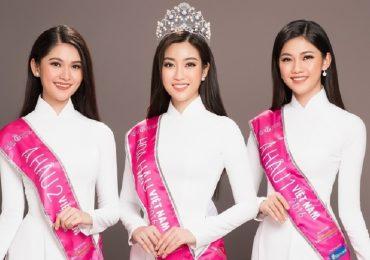 Top 3 'Hoa hậu Việt Nam 2016' ngày cạng rạng rỡ và tỏa sáng