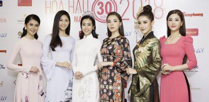 Chính thức khởi động cuộc thi 'Hoa hậu Việt Nam 2018'