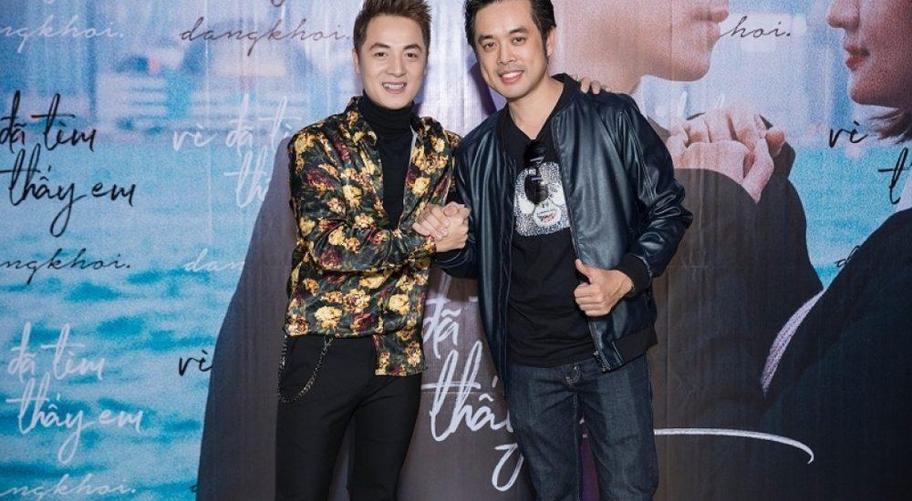 Đăng Khôi và Dương Khắc Linh 'song kiếm hợp bích' thực hiện MV đậm chất ngôn tình