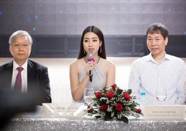Hoa hậu Đỗ Mỹ Linh làm đại sứ chương trình từ thiện của 'Hiệp hội đầu bếp quốc tế'