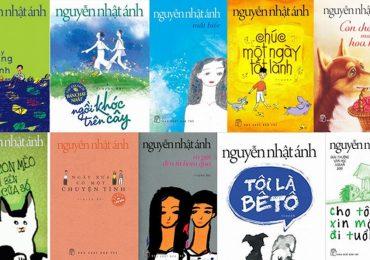 Nhà văn Nguyễn Nhật Ánh: 10 đầu sách bán hơn 1,5 triệu bản