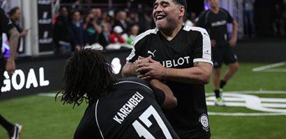 Maradona tin Messi không cần World Cup để chứng minh tài năng