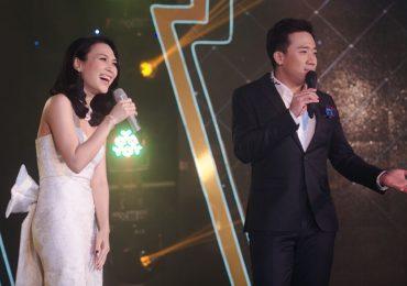 Mỹ Tâm trổ tài hát cải lương 'đấu' với màn hát Hồ Quảng của Trấn Thành