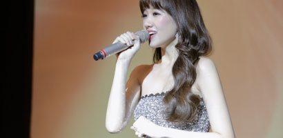Hari Won lần đầu mashup các ca khúc trong showcase đầu năm