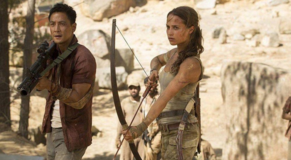 'Tomb Raider' – tác phẩm giải trí được Alicia Vikander nâng tầm