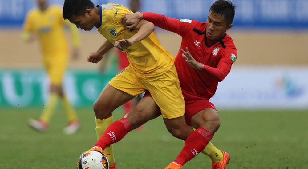 Thanh Hóa đánh bại đội bóng của HLV Miura ở V-League