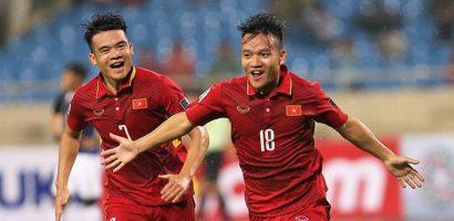 Bóng đá Việt Nam giữ vững vị trí số 1 Đông Nam Á