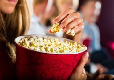Bỏng ngô, siêu lợi nhuận của rạp phim