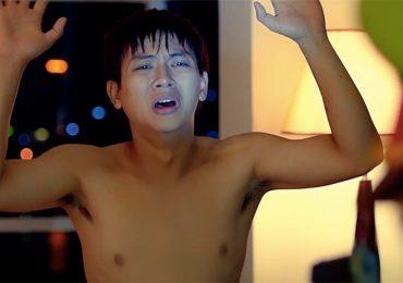 Hoài Lâm bị lột đồ, tát tới tấp trong phim 'Yêu em bất chấp'