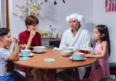 Kiều Minh Tuấn diễn cảnh khóa môi, tình tứ bên An Nguy trong phim mới