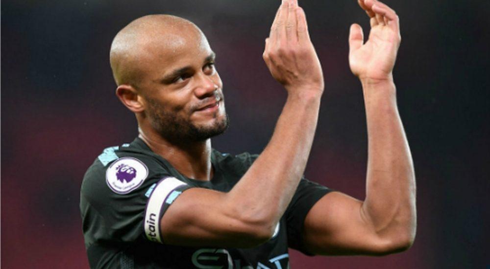 Kompany: 'Đăng quang trước mặt Man Utd là cơ hội một lần trong đời'