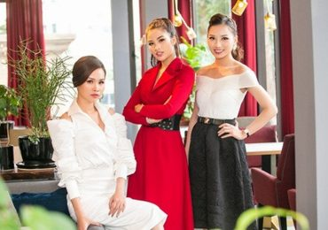Hoàng Thu Thảo gợi cảm đọ dáng Thanh Trang, Nguyễn Thị Thành