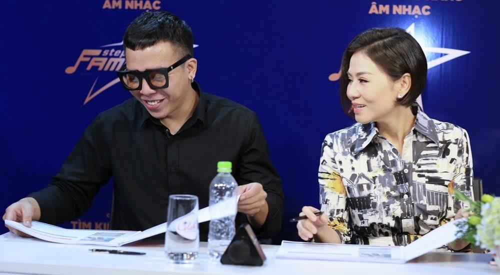 Thu Minh cùng Touliver hào hứng tìm kiếm thí sinh thế hệ 10X tài năng