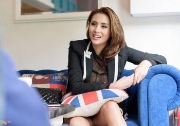 Võ Hoàng Yến: 'Không ngồi chung ghế với đồng nghiệp kém chuyên môn'